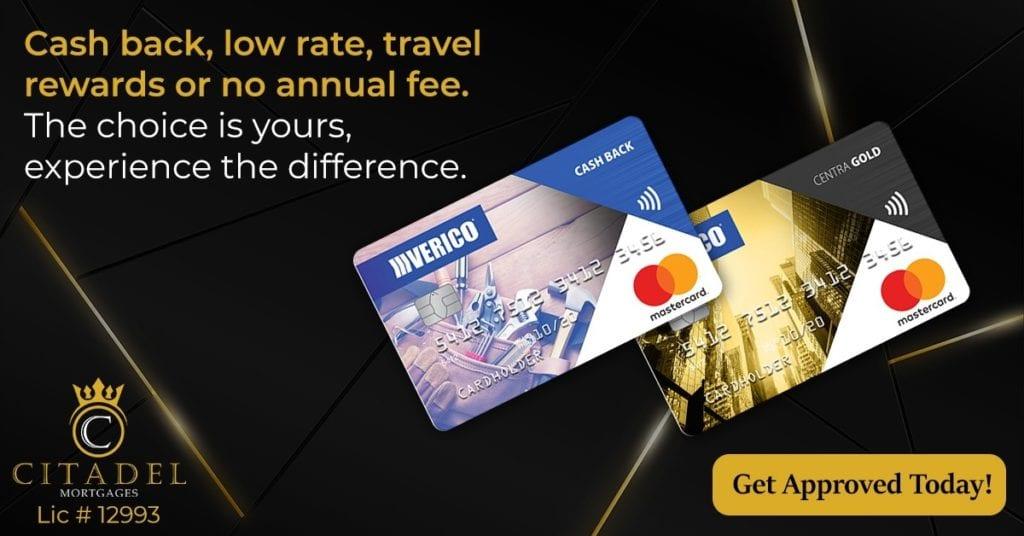 Citadel-Mortgage-Credit-Cards Personal Credit Cards