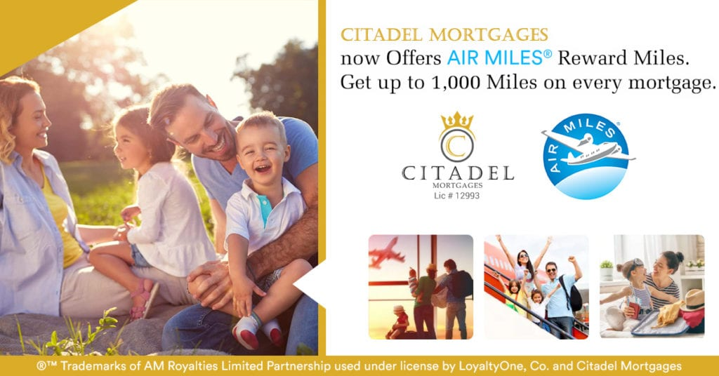 AIR-MILES-Citadel-Mortgage-7 - commercial mortgage - Mobile Mortgage Agent Locator