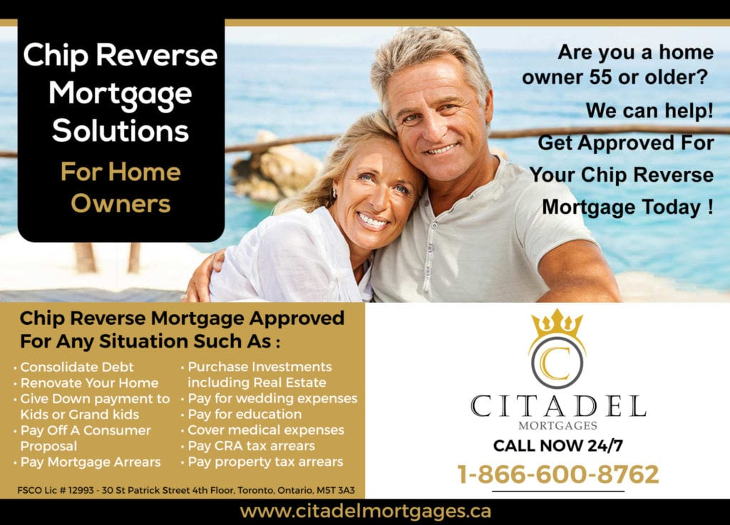 Reverse Mortgage - Citadel Mortgages