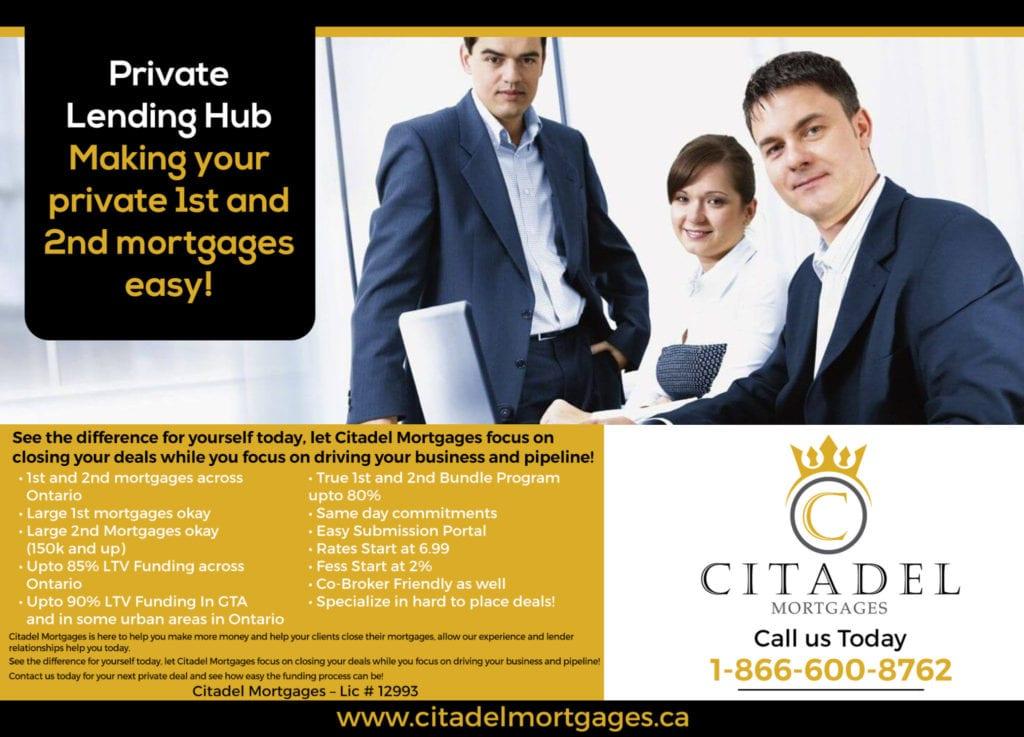 Private-Lending-Hub Citadel Mortgages