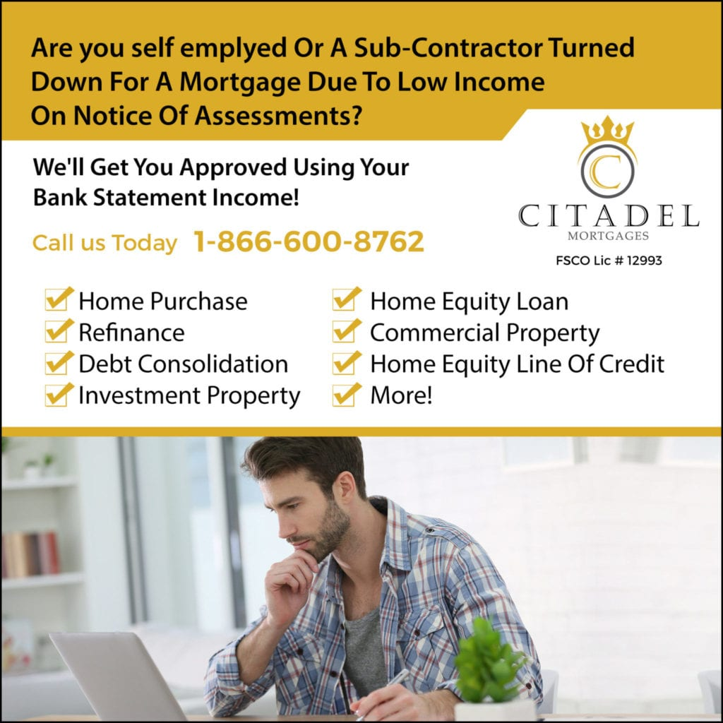 Self-Employed-Contractor-Citadel Mortgages