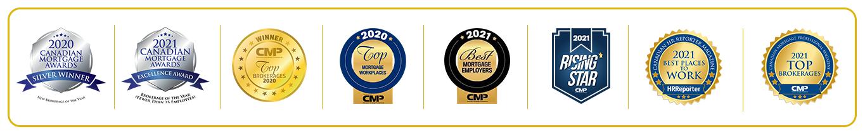 Citadel Mortgages Awards 2021